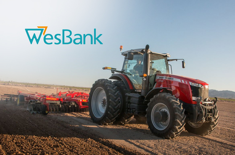 WesBank collaborates with AGCO to optimise agriculture financing