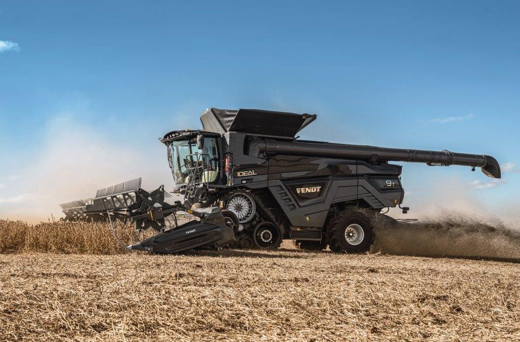 AGCO Africa sets a new benchmark in combine harvesters as it launches the Fendt IDEAL range