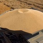 Fendt IDEAL Grain tank