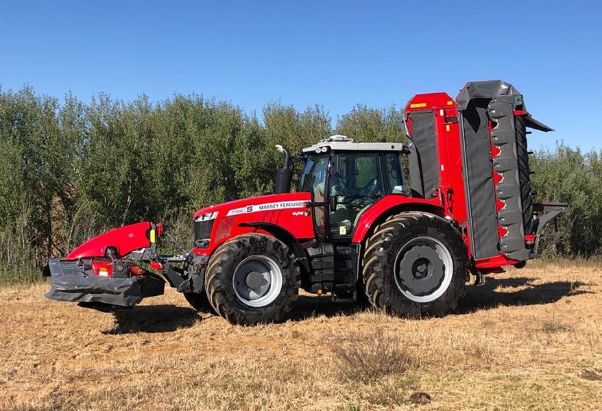 Massey Ferguson maak suikerrietboerdery 'n soet sukses
