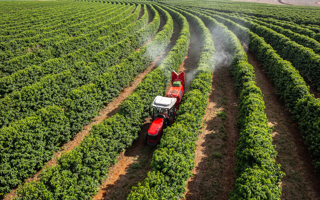 Massey Ferguson launches the MF 3300 narrow-width tractor for the orchard and vineyard market for South Africa